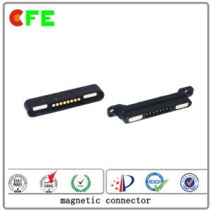Connecteur magnétique personnalisé à 8 broches pour système de gestion