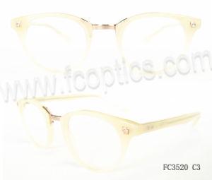Retro Recentste Optische Frames van de acetaat met Ce