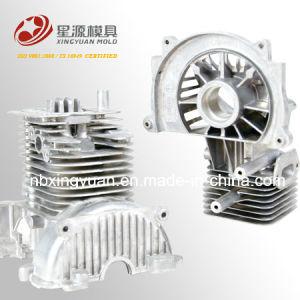 El aluminio moldeado a presión