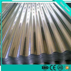 0,18*680mm en Afrique du Sud Sgch matériel galvanisé ondulé tôle de toit