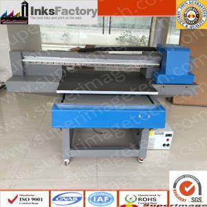 100cm*100cm UV 평상형 트레일러 인쇄 기계 (superimage printuv100-100)
