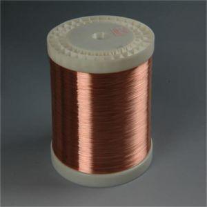 Cabo coaxial de fio de alumínio revestido de cobre para cabo de RF