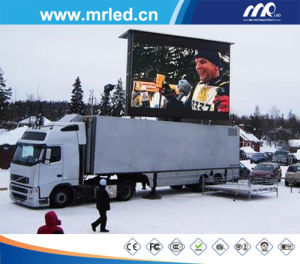 LED Mobile Screen Energie-Saving Truck LED Display (256*128 mm DIP546)