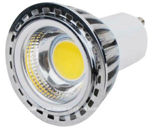 Preiswertes 3W GU10 Dimmable COB LED Lamp