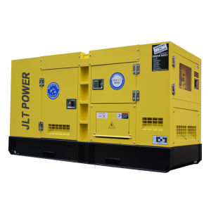 Hoog Aangedreven Verschillende Diesel van de Grootte 100kw Stille Generator