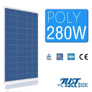 280W Módulo PV Poly melhor plano de energia solar para Home