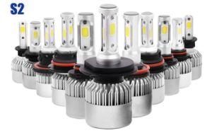 自動60W 8000lm H11の穂軸S2 LEDのヘッドライトLEDヘッドランプ