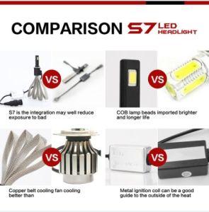 Comercio al por mayor iluminación de automoción 9005 Hb3 COB LED 60W
