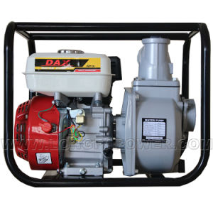 2-дюймовый Перекачивание воды машины GX160 водяного насоса Honda Бензиновый насос воды для орошения