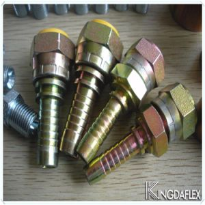 montaggi idraulici del puntale del tubo del tubo flessibile di alta qualità di 6mm