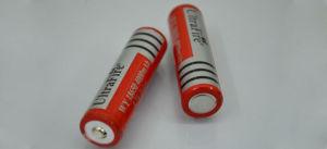 18650 플래쉬 등 재충전용 리튬 건전지 3.7V 대용량 18650 리튬 건전지