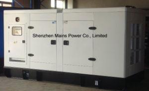 Générateur de 315kVA diesel Cummins MC315D5 insonorisées générateur de puissance d'auvent