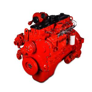 De gloednieuwe Dieselmotor Qsc8.3-C220 van de Machines van de Bouw van de Waterkoeling Cummins