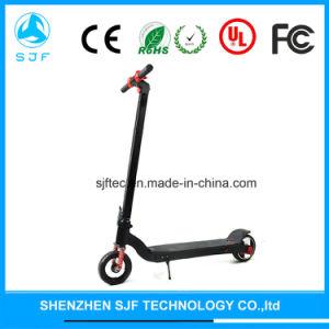 6.5Inch Scooter eléctricos abatibles con golpes