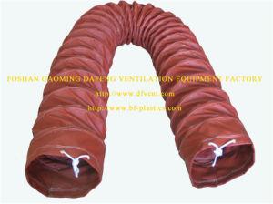350mm High Temp Flexible Exhaust Air Ventilating Duct