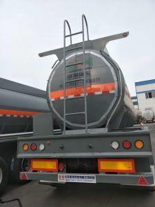 Popolare in tri rimorchio del camion della petroliera del Lt dell'asse 40 del Vietnam e dell'Africa