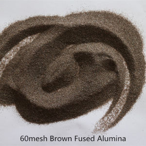 F36サンドブラストの酸化アルミニウムかブラウンによって溶かされるアルミナ