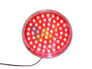LED Vermelho personalizado Lampwick 125mm Luz de Sinal de Trânsito