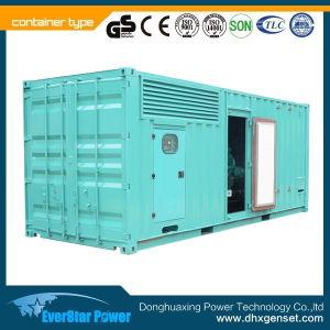 100kw/125kVA Diesel van Deutz van de container de Elektrische Reeks van de Generator met Alternator Stamford