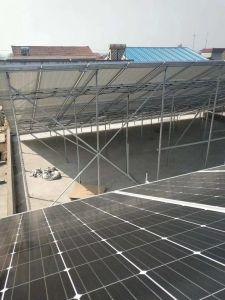 Conjunto fácil de instalar 2KW 2000W do sistema solar fotovoltaico com Inversor