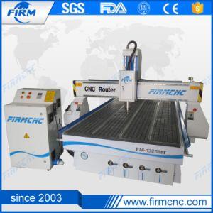 Nuova struttura meccanica che fa pubblicità alla macchina di falegnameria di CNC