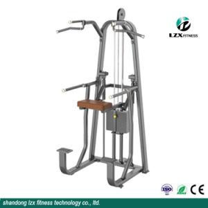 Macchina commerciale di forma fisica del mento del TUFFO di aiuto della macchina di ginnastica di esercitazione del corpo