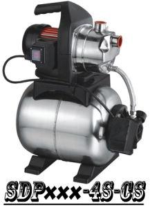 (SDP800-4S-CS) Garten-selbstansaugende Strahlen-Förderpumpe mit Stahltank