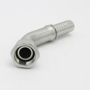Bsp tubo flessibile idraulico del gomito da 45 gradi