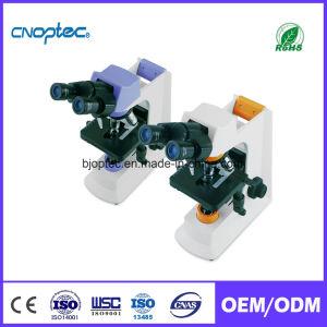 40X-1000X Seidentopf microscopio binocular biológico en equipos de laboratorio