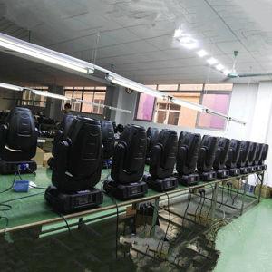 Túnica de alta potencia 280W Haz Spot Cabezal movible LED LUZ