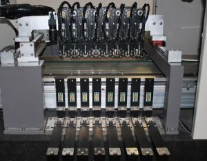 il selezionamento di 6head LED ed il PWB della macchina/SMT LED del posto montano la riga L6