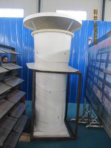 Amplamente usado suína Casa de aves de tecto retráctil Exaustor