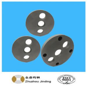 각종 텅스텐 탄화물 둥근 격판덮개, 둥근 분할된 격판덮개, Yg6 탄화물 격판덮개