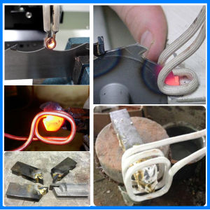 Metal (JL-15)のためのセービングEnergy Power Small Induction Heating Machine