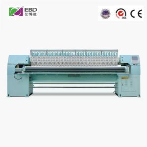 Velocidade Alta Full-Automatic Ybd166 66 agulhas Yiboda Quilting máquina de bordado com 3302mm de largura de trabalho