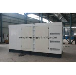 Generatore diesel elettrico silenzioso eccellente di Genset 600kw 750kVA di potere di Yuchai