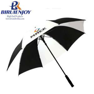 """Una buena calidad paraguas Golf promocionales con logotipo personalizado 27""""/30"""""""