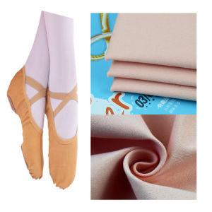Comercio al por mayor Zapatos de lona de algodón tejido Polyester Spandex tejido