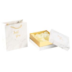 Flamingo, Caixa de oferta de papel caixa Tamanho personalizado com Dom Bag