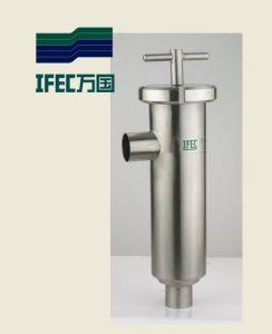 Tipo de ángulo de acero inoxidable Filtro (IFEC-QL100002)