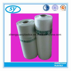 Coffre-fort et inoffensif PE Plastique sacs de nourriture sur le rouleau