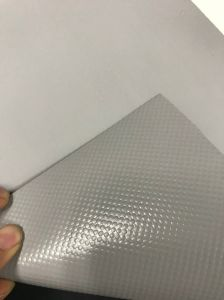 2018 China moda têxtil revestida de PVC tecido Oxford de nylon para mochilas