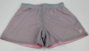 Le ragazze che Preforma mette in mostra lo Short rovesciabile fanno di 100%Polyester