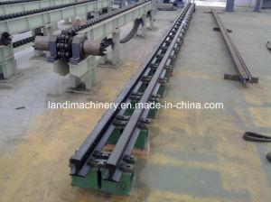 Metallurgy EquipmentのためのガイドRail Assembly
