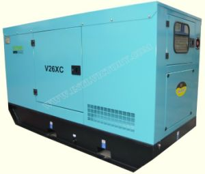 generatore diesel silenzioso eccellente di 40kw/50kVA Giappone Yanmar con approvazione di Ce/Soncap/CIQ