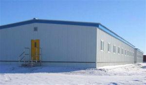 Vorfabriziertes Baustahl-Zelle-Lager mit modularem Gebäude (KXD-SSW131)