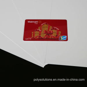 스마트 카드를 위한 엄밀한 PVC 장
