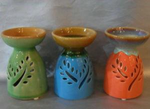 2014 novo queimador de óleo de cerâmica e lâmpada de aroma