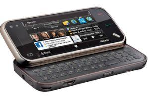 2017 Nieuw Ontwerp die dubbel-SIM Phonej roteren