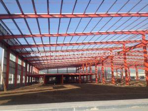 H-resistente estructura de acero de sección almacén824